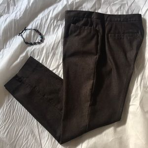 Counterparts Straight Leg Pant Size 12